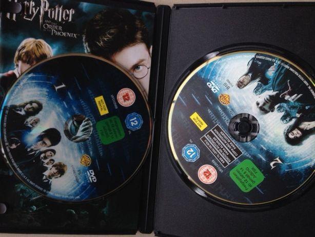 Harry Potter i zakon phoekniksa DVD