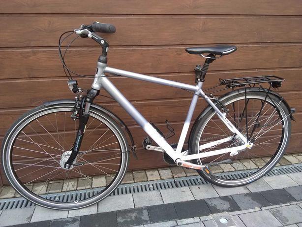 Rower męski miejski 7 biegów Nexus