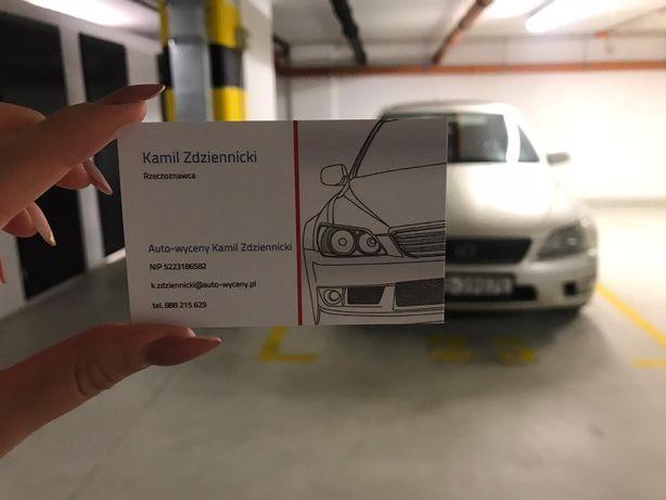 Rzeczoznawca samochodowy - wyceny, kosztorysy, diagnostyka, Warszawa