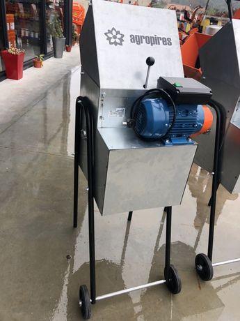 Malhadeira/debulhadora elétrica