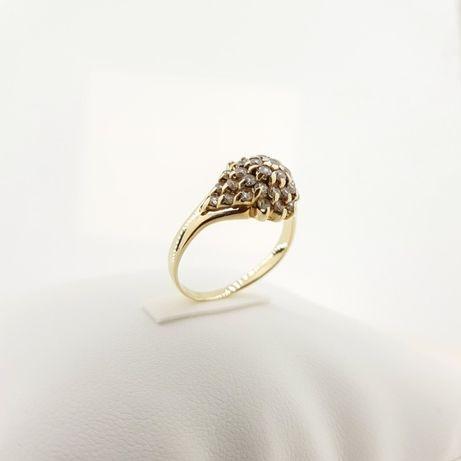 Złoty pierścionek p.585 roz.14