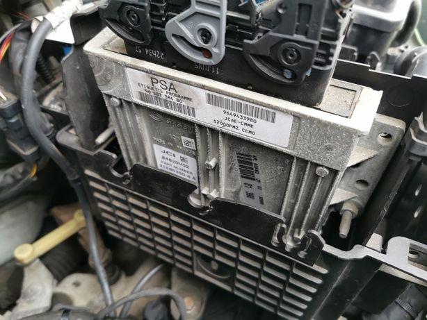 Sterownik silnika PEUGEOT 1007 1.4 8v KFV TU3JP