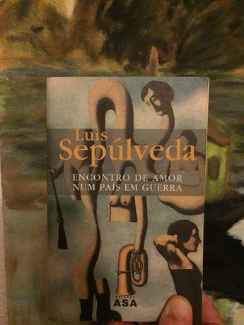Luis Sepúlveda coleção vários livros