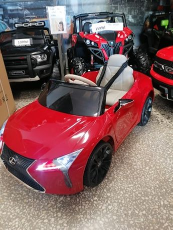 Samochód Lexus LC 500 na akumulator dla dzieci Odbiór Wysyłka