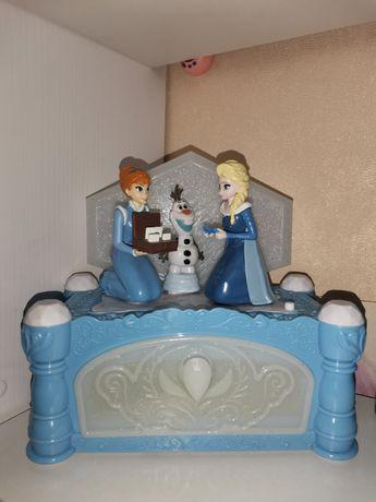 Шкатулка холодное сердце Анна и Эльза Дисней
