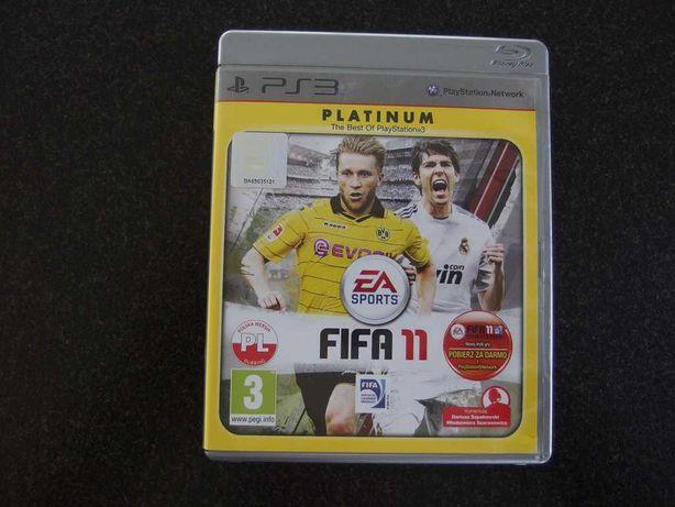 Gra Fifa 11 na PS3
