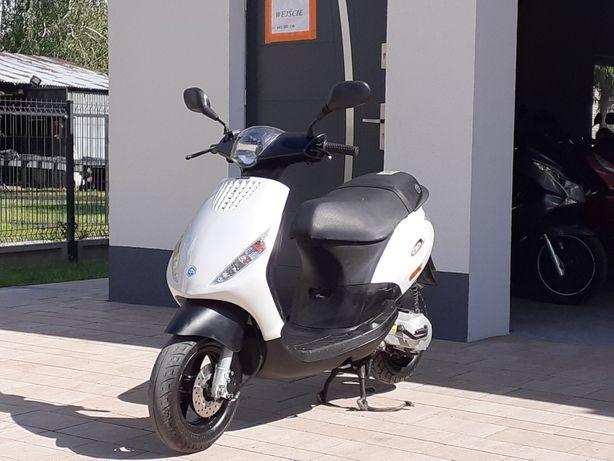 Piaggio Zip 50cc, 2T, 2013r., transport, raty