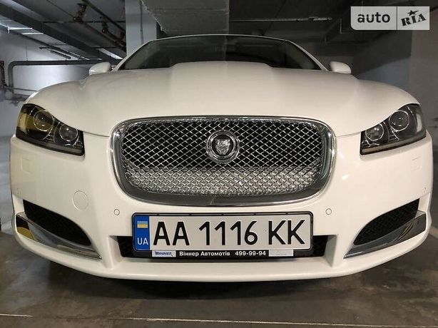 Ягуар XF 46 тис. км. Jaguar 3.0 V6 FULL CUSTOM