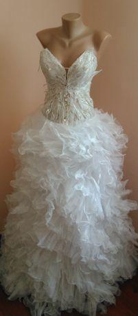 """Свадебное платье """"Стрекоза"""""""