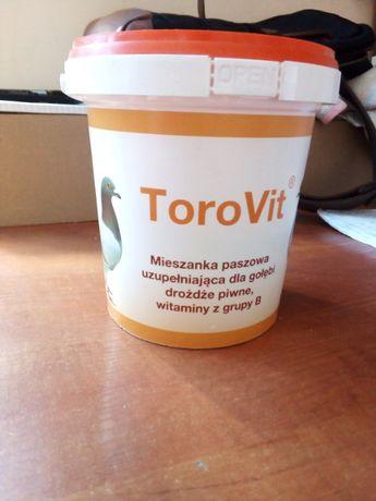 ToroVit Mieszanka paszowa uzupełniająca dla gołębi 500g
