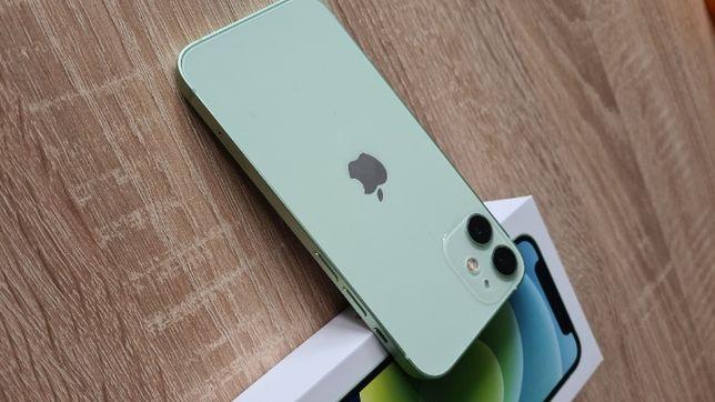 Iphone 12 mini kolor miętowy
