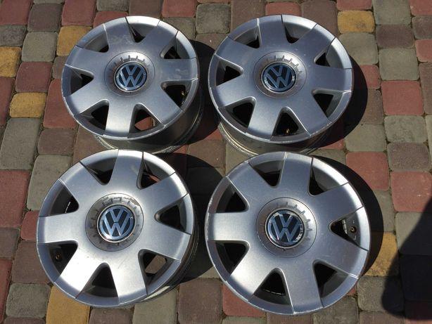 Тітанові діски SpidLine 5*100 R14 VW Golf 4-polo rapid-faBia-