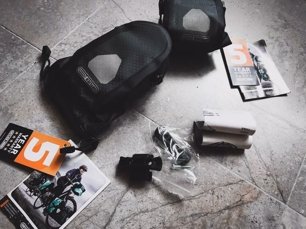 Ortlieb подсидельная сумка