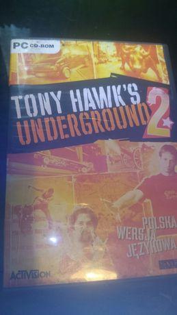 Tony Hawk's Underground 2 gra komputerowa pc,pl