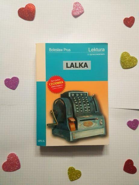 """Bolesław Prus """"Lalka"""" - wydanie z opracowaniem Greg"""