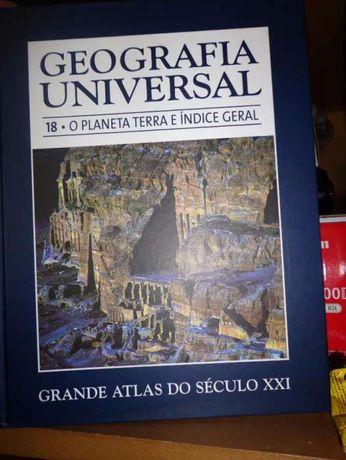 Obra de geografia universal