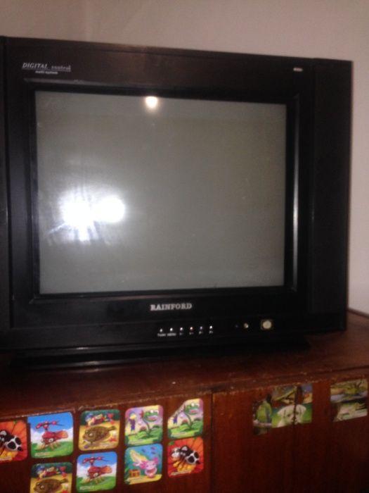 телевізор RAINFORD неробочий під відновленя або на запчастини Костополь - изображение 1