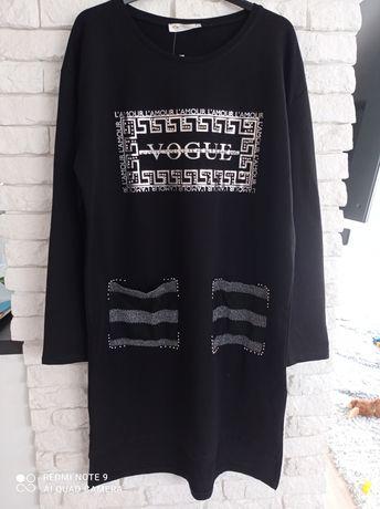 WAWA Freestill sukienka dresowa 48 50 nowa