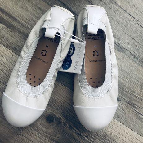 Балетки туфли Geox 28 размер
