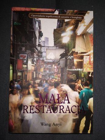 """Mała restauracja"" Wang Anyi"