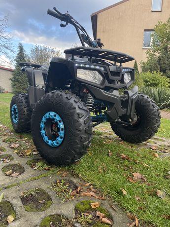 NOWOŚĆ 2021 Solidny quad 125cc EGL duże koła LED automat 1plus1 RATY