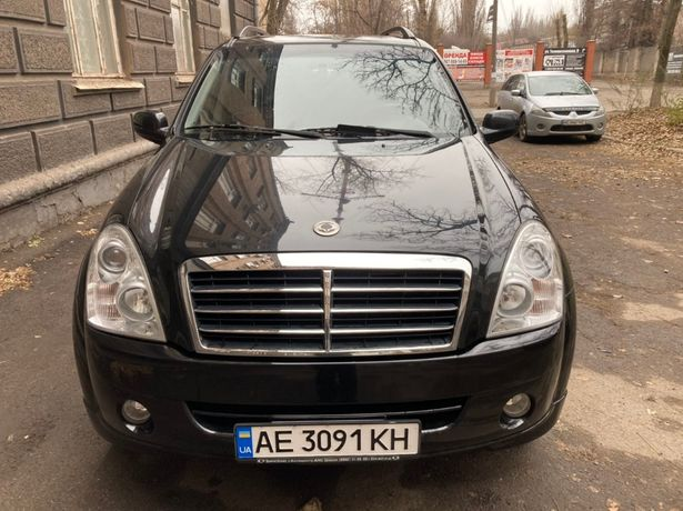 Ssang Young Rexton-II, Ideal, Maximal, Korea from Mercedes-Benz.