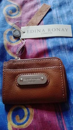 Nowy portfel Edina Ronay London