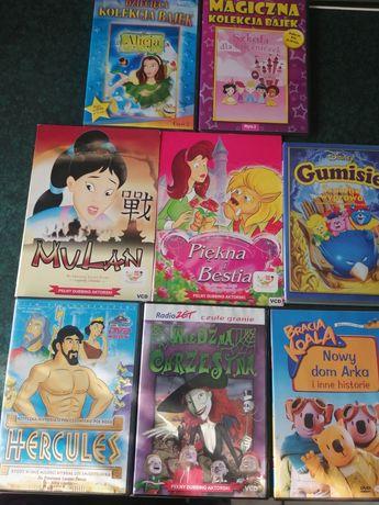 Filmy, bajki edukacyjne dla dzieci