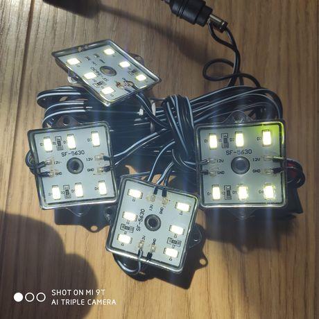 Zestaw LED światło bagażnika,paki,przyczepy,kabiny o wysokiej jasności