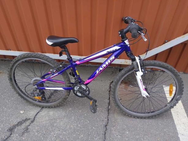 Jamis x 24 велосипед  алюминиевый