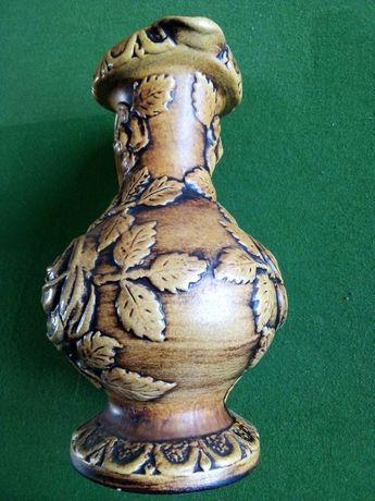 Ceramiczny dzban ozdobny róża 26cm 1.3L antyk