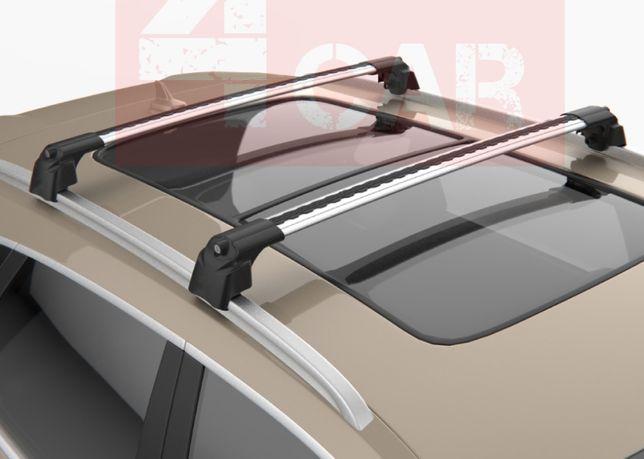 Bagażnik Dachowy AUDI A6 C6 AVANT 05-11,AUDI A6 C7 AVANT 11-,Alu