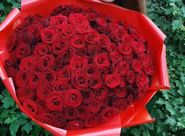 Аренда троянд для фото