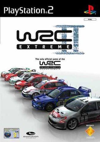 Диск для sony playstation 2 : World Rally Championship II Extreme PS2