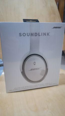 Bose soundlink II branco caixa selada