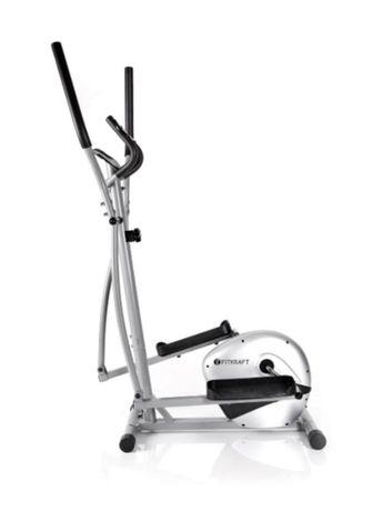 FITKRAFT Q1 orbitrek rowerek stacjonarny treningowy wyświetlacz TANIO