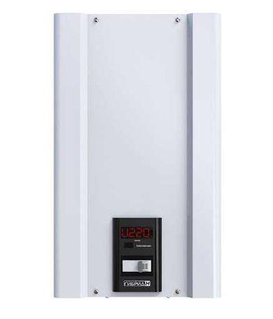 Стабилизатор напряжения 7 кВт для дома Элекс Гибрид У 7-1/32 v2.0