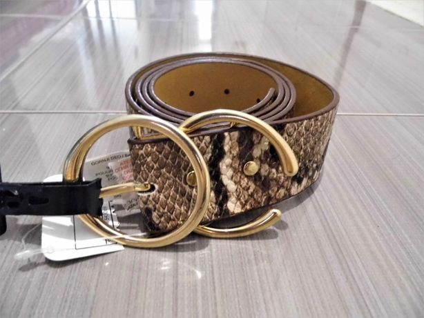 Ремень змея Gucci dolce крокодил gabanna
