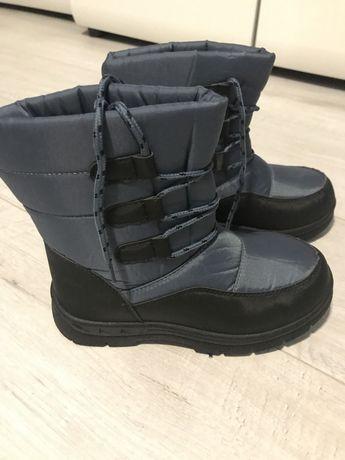 Śniegowce, buty zimowe nowe rozmiar 32