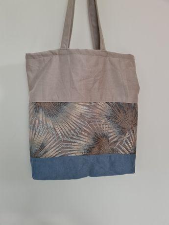 Torebka torba siatka shopperka