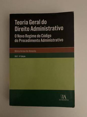 Livro Teoria Geral de Direito Administrativo