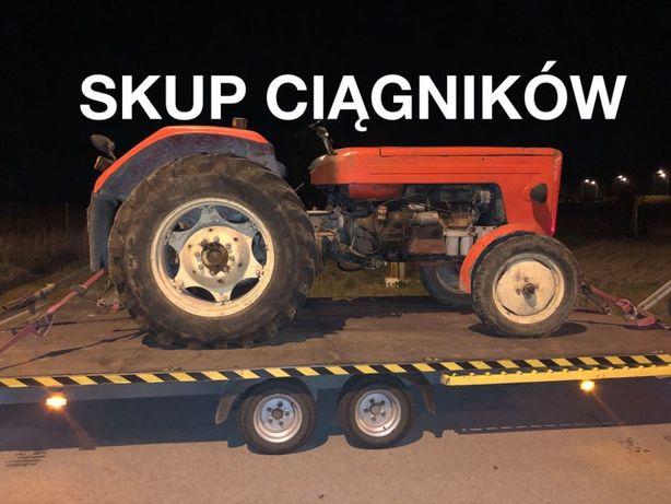 SKUP CIĄGNIKÓW ROLNICZYCH - Skup Traktorów Koparek Ładowarek