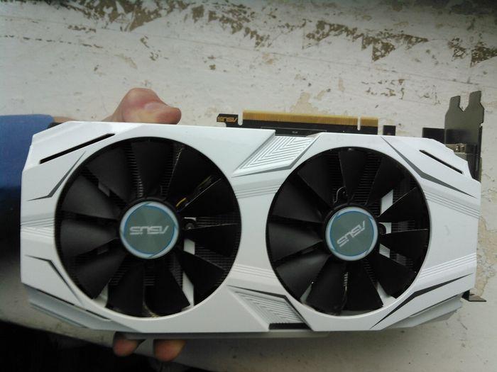 Asus GTX 1060 Dual 6Gb Мелитополь - изображение 1