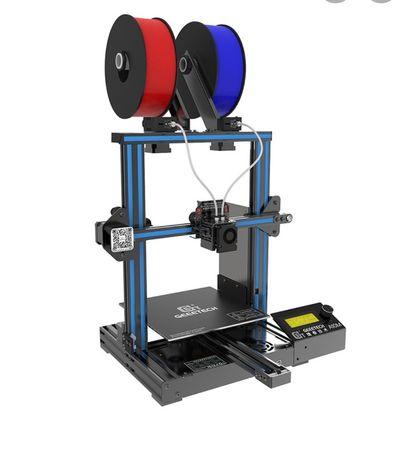 Принтер 3д Geeetech A10m друк двома кольорами