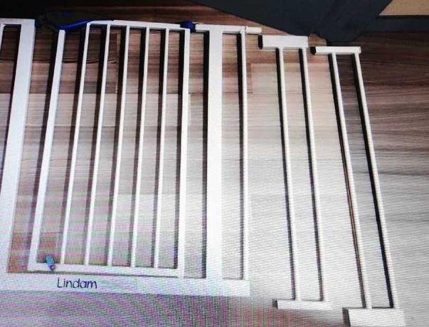 Bramka zabezpieczająca na schody