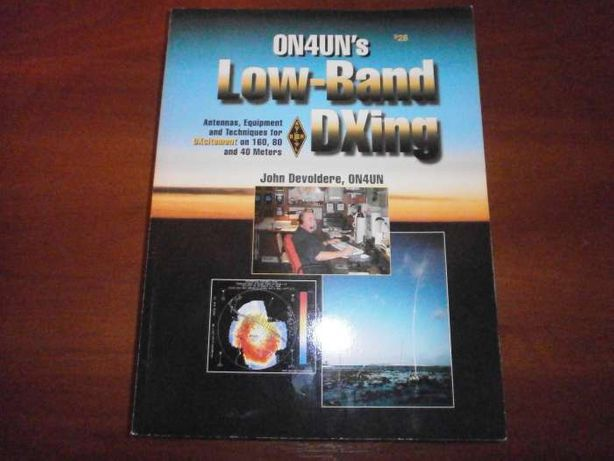 ON4UN's Low-Band DXing Антенны