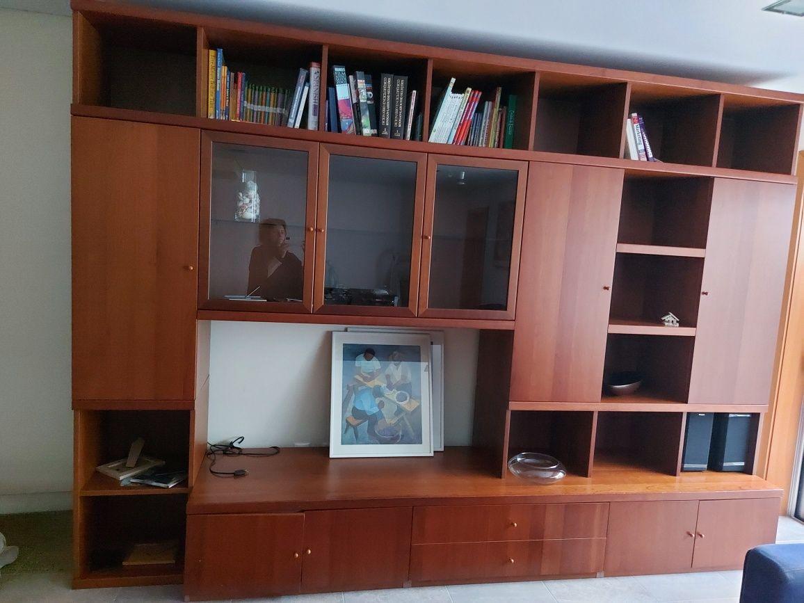 Móvel sala de estar moderno