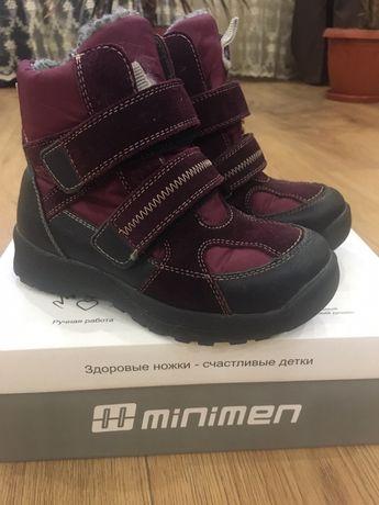 Зимние ботинки ElevenShoes