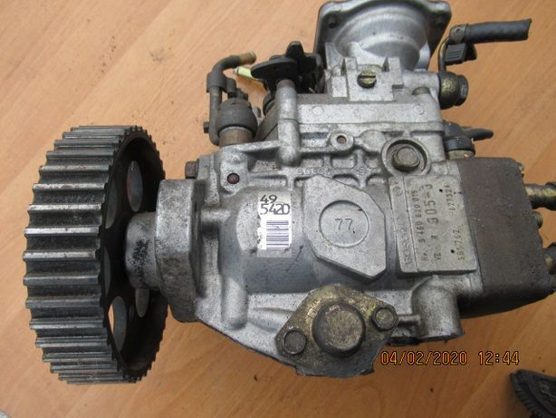 CORSA B 1.5D - pompa wtryskowa