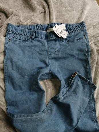 Nowe jeansy, Tezenis L 40
